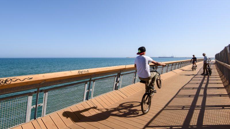 NOW-NEXT Selinunte 2016 | StudioFRA presenta lo spazio pubblico e la pista ciclopedonale di Via delle Sirene a Pozzallo
