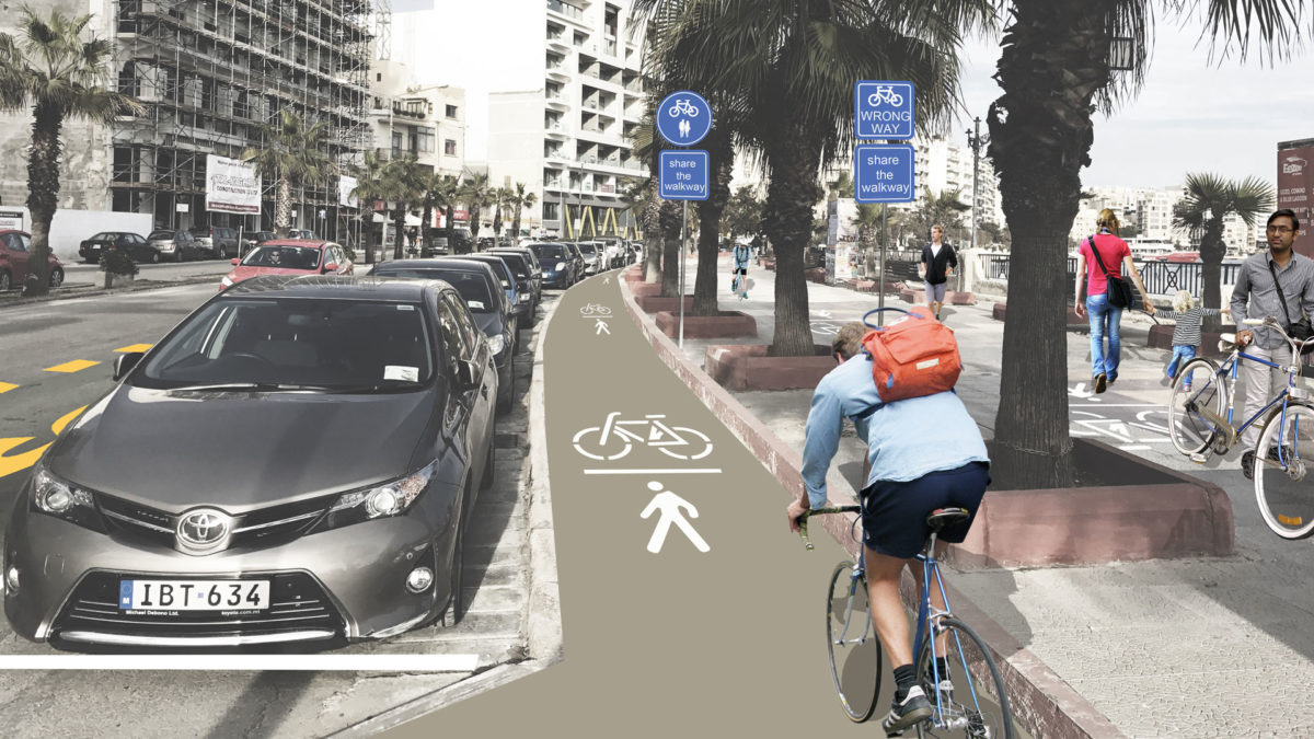 Consegnata la prima parte del progetto SMITHS per la mobilità sostenibile di Malta e Gozo