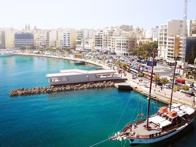 Protetto: Approvato il progetto SMITHS (Sustainable Multi Intermodal Transport HubS) redatto da StudioFRA. Parte la rivoluzione della mobilità sostenibile maltese
